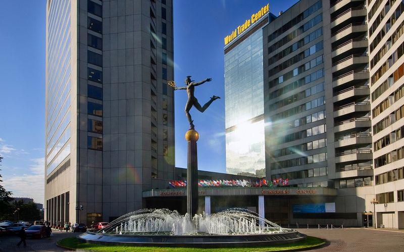 Contamos con oficinas propias en el Moscow World Trade Center